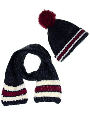 Комплект: шапка и шарф | 5254009