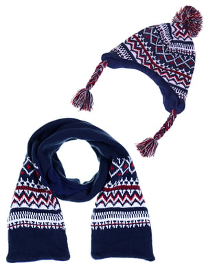 Комплект: шапка и шарф | 5254010