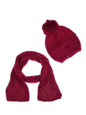 Комплект: шапка и шарф | 5254012