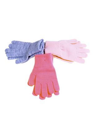 Набір рукавичок (3 пари) | 5254049
