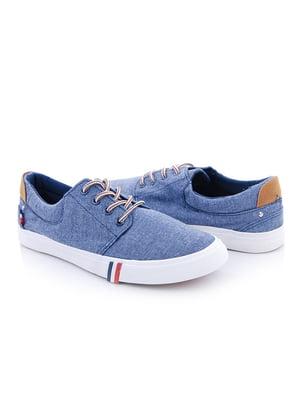 Кроссовки голубые | 5253242