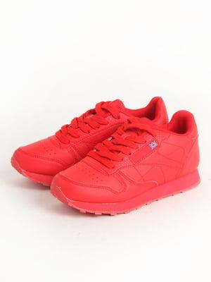 Кроссовки красные   5253246