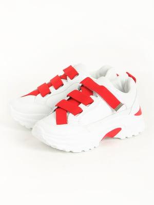 Кроссовки белые   5253256
