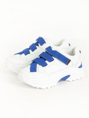 Кроссовки белые   5253257