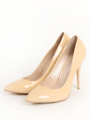 Туфлі бежеві | 5253389