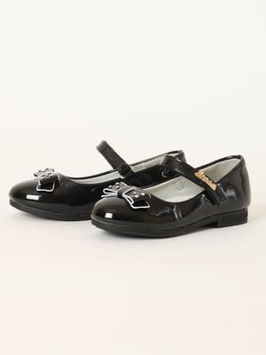 Туфлі чорні - TOM.M - 5253424