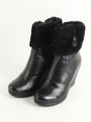 Ботинки черные | 5253445