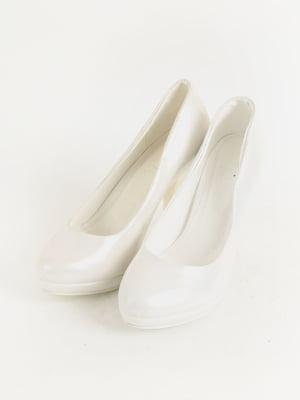 Туфлі білі | 5253451