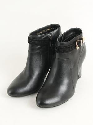 Ботинки черные | 5253452