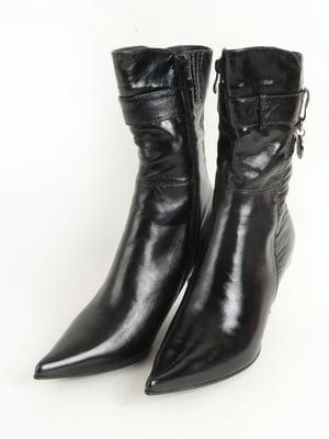 Ботинки черные | 5253482