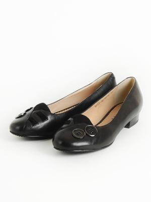 Туфли черные | 5253484