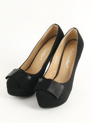 Туфли черные | 5253513
