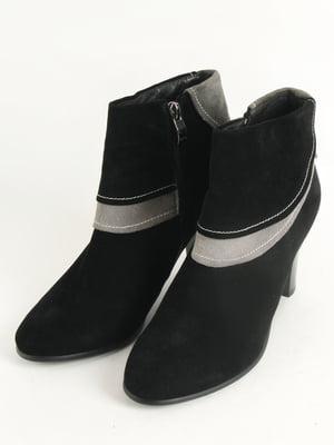 Черевики чорні | 5253522