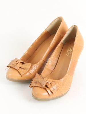 Туфлі коричневі | 5253544