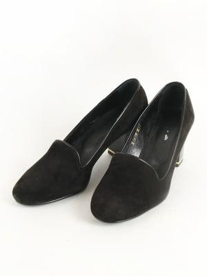 Туфлі чорні | 5253590
