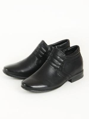 Черевики чорні - TOM.M - 5253404