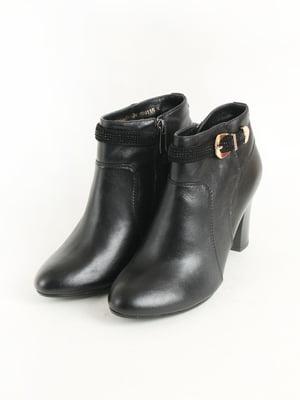 Ботинки черные | 5253576