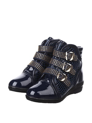 Ботинки синие - TOM.M - 5253656