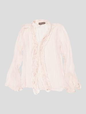 Блуза світло-бежева | 2913306