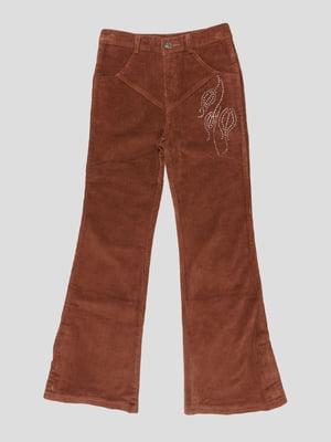 Штани коричневі   2913678