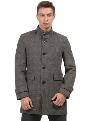 Пальто серое | 5254228