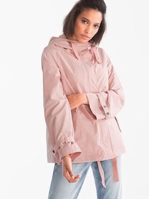 Ветровка светло-розовая | 5254251