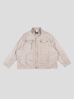 Куртка бежевая | 5232441