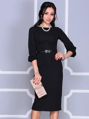 Платье черного цвета | 5254368