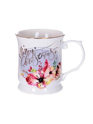 Чашка «Різдвяний олень» (400 мл) | 5254474
