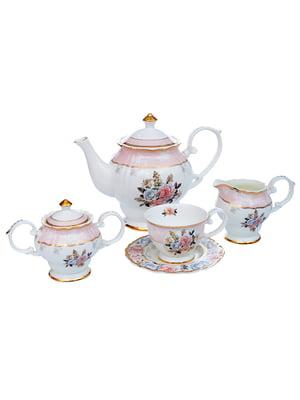 Чайний сервіз (15 предметів)   5254533