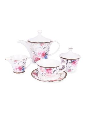 Чайный набор «Камелия» (15 предметов)   5254536