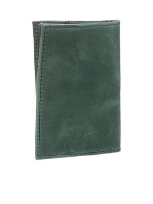 Обложка на паспорт зеленая | 5254798