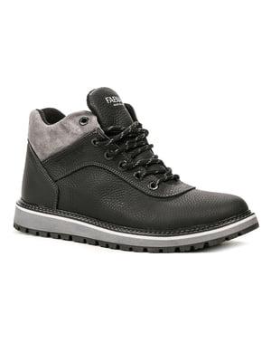 Ботинки черные | 5243737
