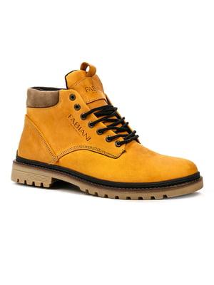 Черевики жовті | 5243740