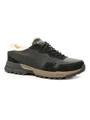 Кроссовки черные | 5243741