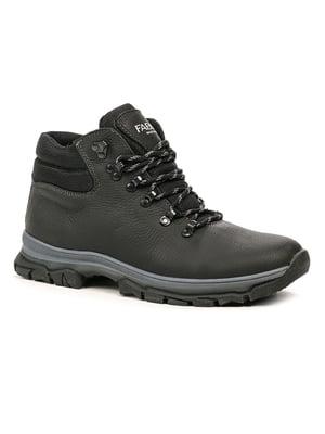 Ботинки черные | 5252575