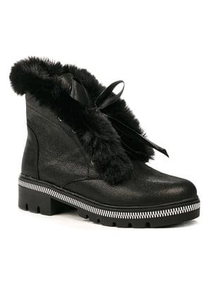 Ботинки черные | 5243753