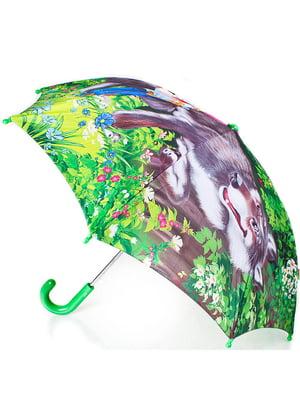 Зонт-трость (полуавтомат) | 5255165