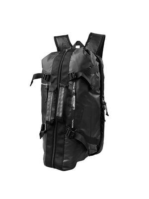 Сумка-рюкзак чорна | 5255306