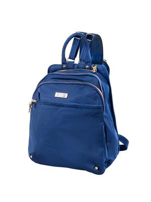 Рюкзак синій | 5255315