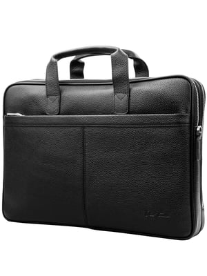 Портфель чорний | 5255420