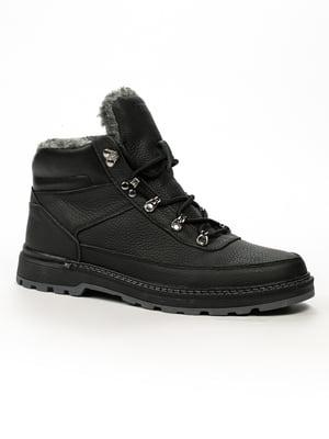 Ботинки черные | 5232545