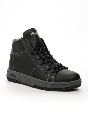 Ботинки черные | 5232543