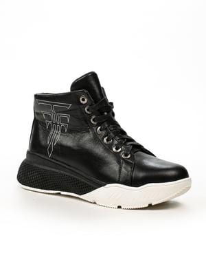 Ботинки черные | 5246226