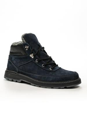 Ботинки черные | 5232546