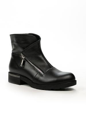 Ботинки черные | 5246212