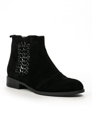 Ботинки черные | 5232541