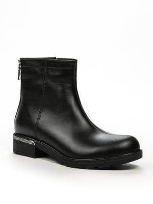 Ботинки черные | 5246215