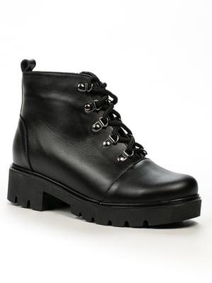 Черевики чорні | 5246217