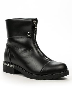 Ботинки черные | 5246218